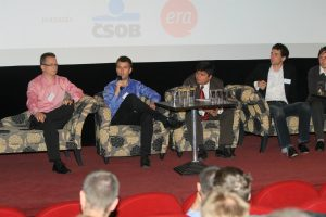 Tomáš Čermák - konference Do banky přes mobilní aplikaci (22.5.12)