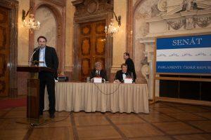 Jiří Horyna - IT Projekt roku 2011 - představování vítězných projektů v Senátu (13.11.2012)