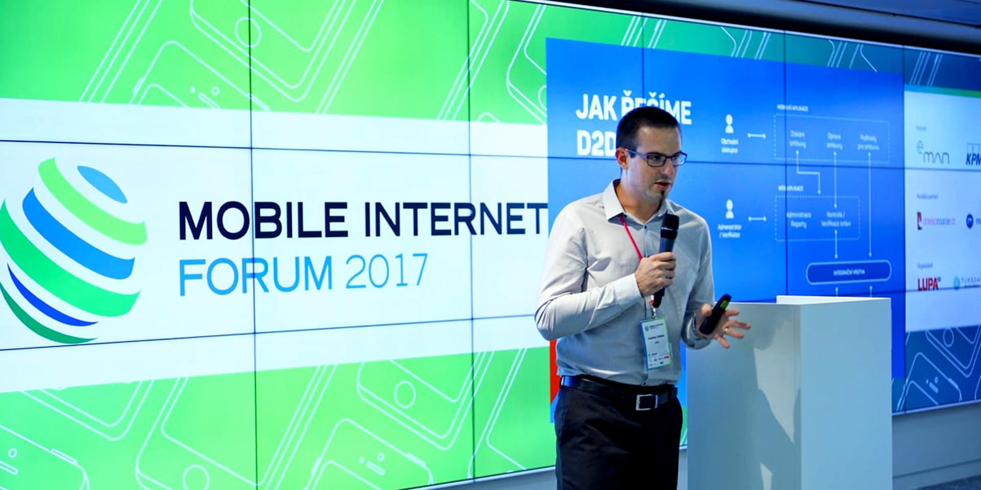 Vladimír Toman eMan Mobile Internet Forum