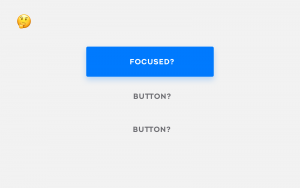 buttons on smart tv