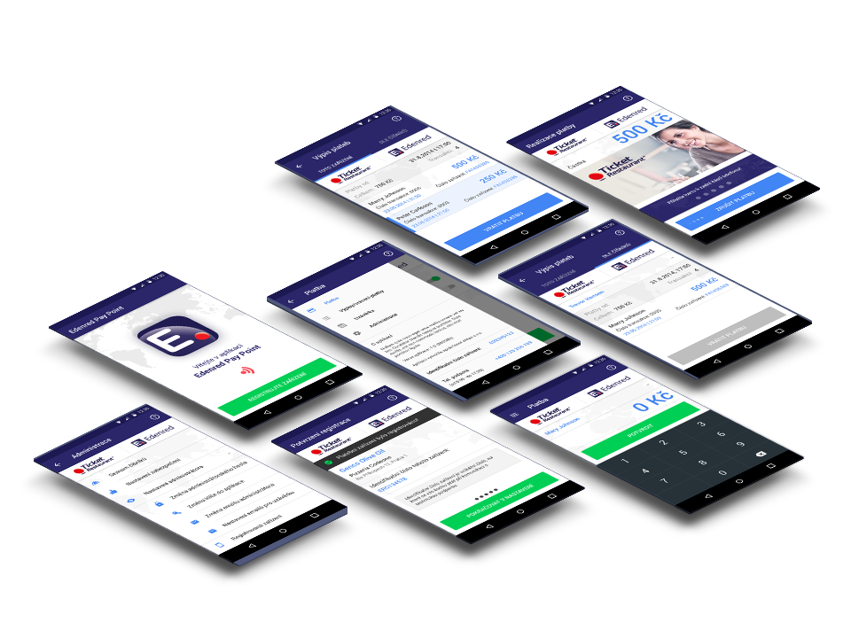E-Pay by Edenred - screenshoty