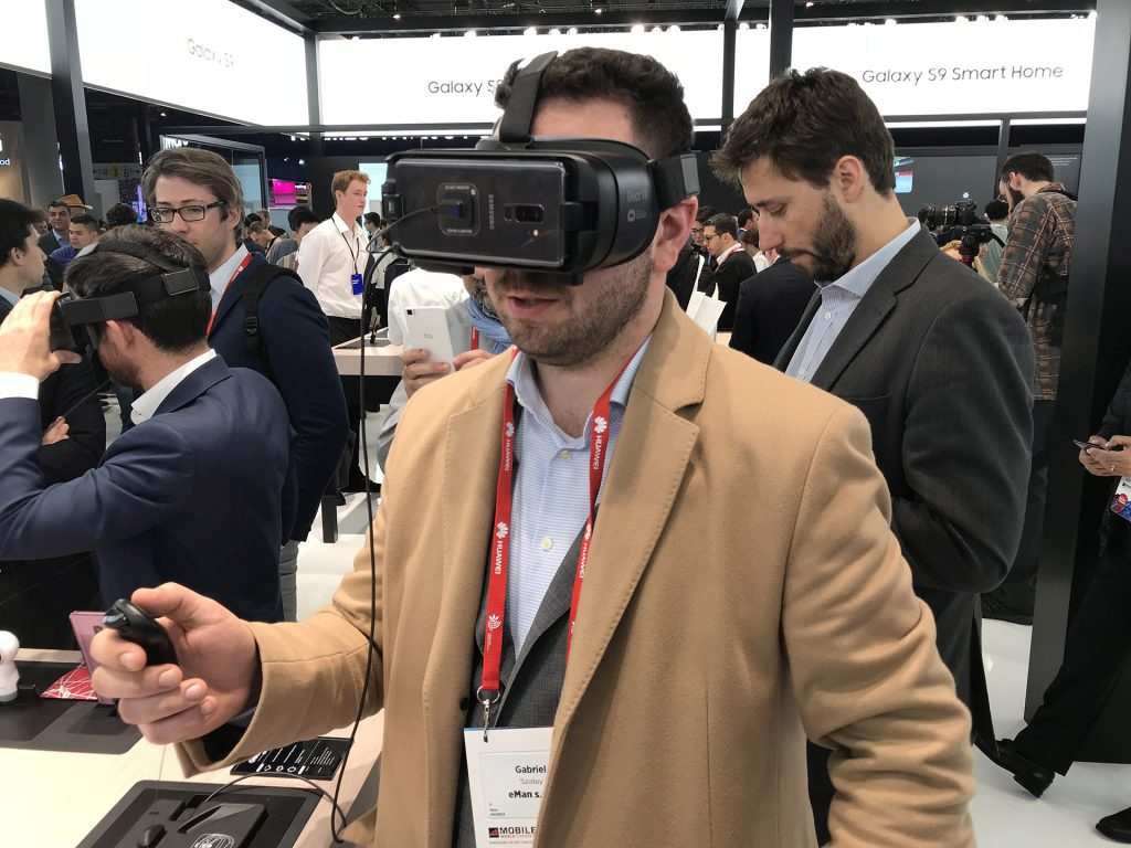 virtual reality, Gabriel Szalay
