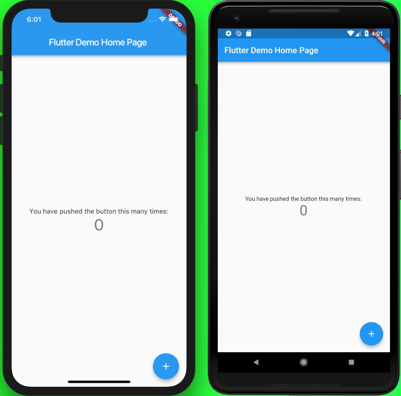 Let's Develop a Mobile App in Flutter (1/3) | eMan
