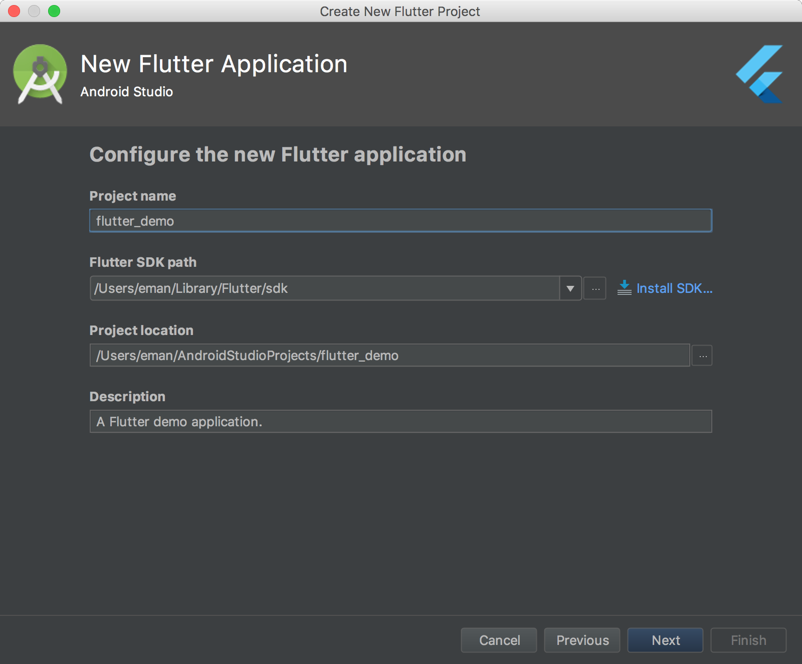 Let's Develop a Mobile App in Flutter (1/3) | eMan